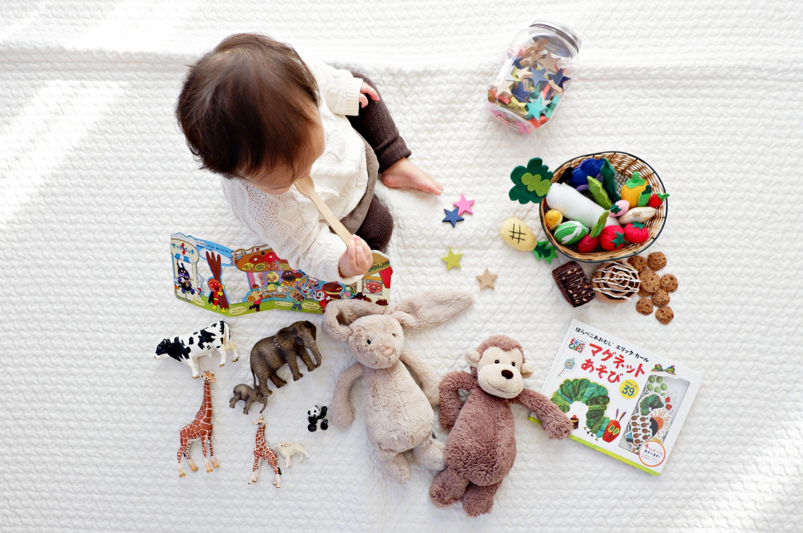 activités bébé 6 à 12 mois