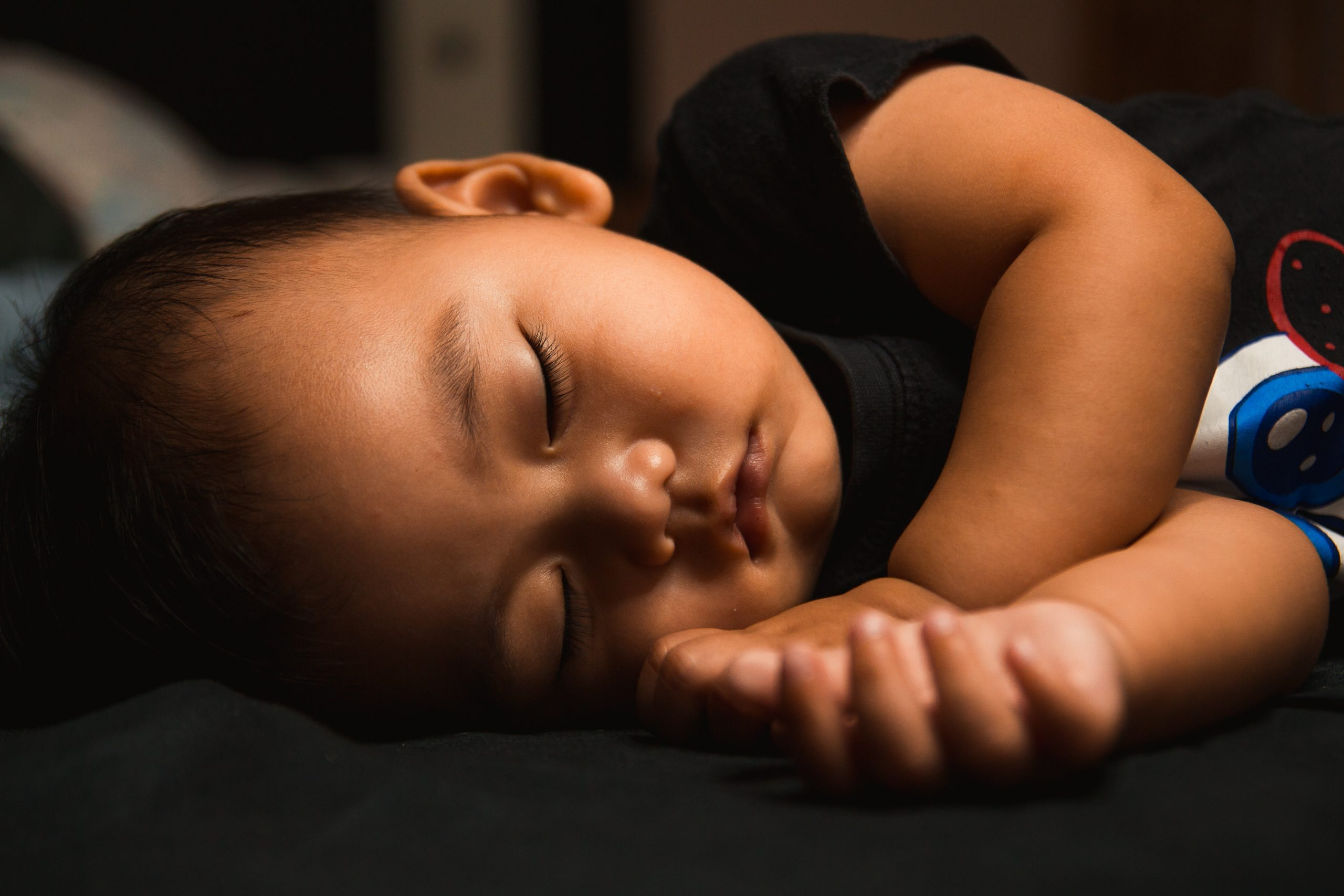 habiller bebe dormir sommeil